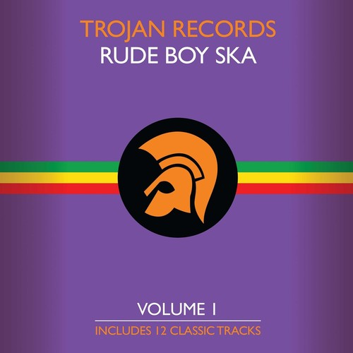 Best Of Trojan Rude Boy Ska 1 / Various - Best Of Trojan Rude Boy Ska 1 / Various