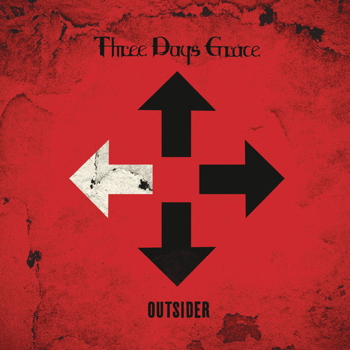 Three Days Grace - Outsider [LP]