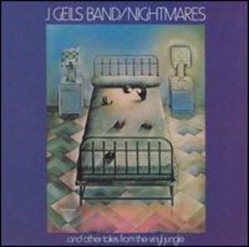 J. Geils Band-Nightmares