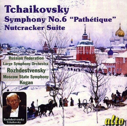 Symphony No. 6/ Nutcracker