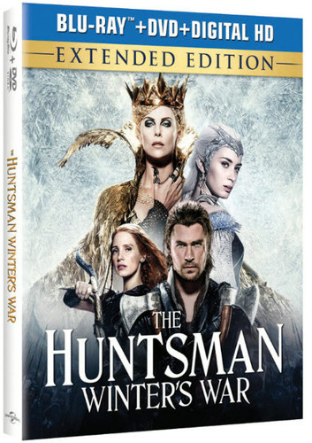 Huntsman: Winter's War [Blu-ray/DVD]