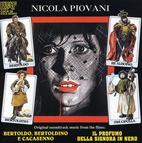 Nicola Piovani (Four Original Soundtracks) [Import]