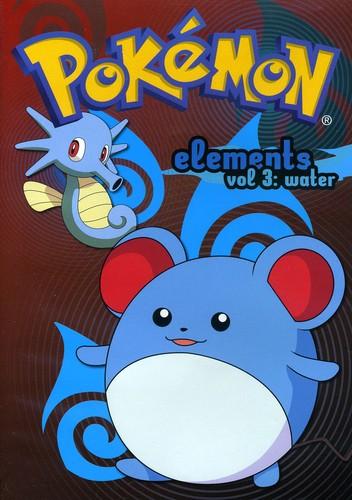 Pokemon Elements: Volume 3: Water