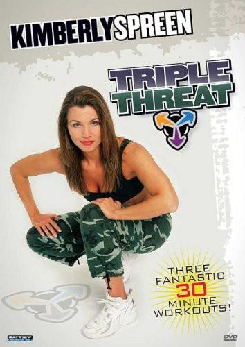 Triple Threat: Cardio Kickboxing /  Functional Powe