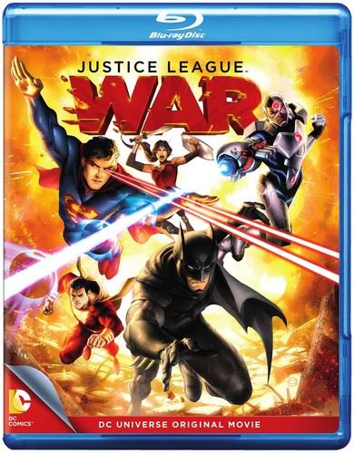 Justice League - Justice League: War