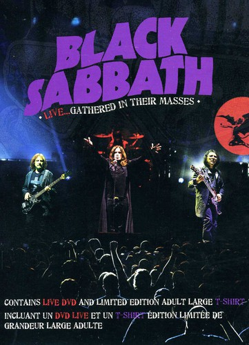 Black Sabbath Live...Gathered in Their Masses [Import]