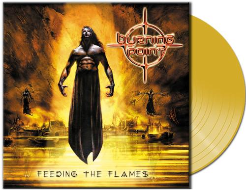 Burning Point - Feeding The Flames (Gate) [Limited Edition] (Ylw)