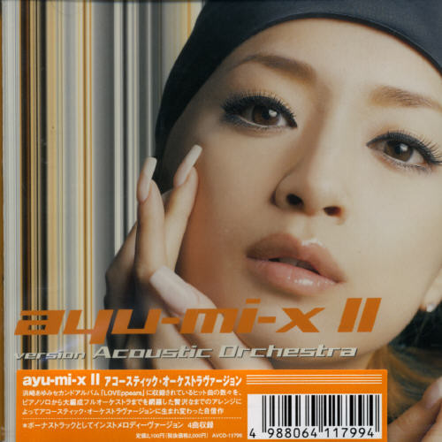 Ayu-Mi-X 2 (Version Acoustic Orchestra) [Import]