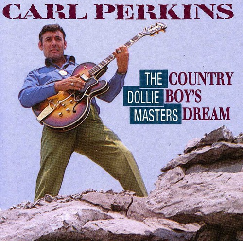 Country Boy's Dream /  Dollie Masters
