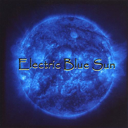 Electric Blue Sun