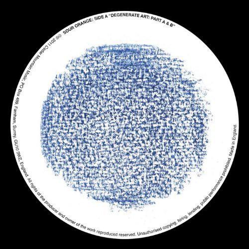 Degenerate Art (Limited Edition Single)