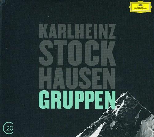 20C: Stockhausen /  Gruppen