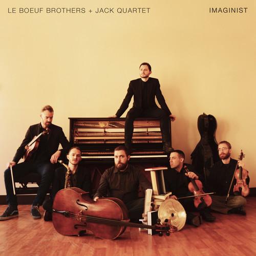 JACK Quartet - Imaginist