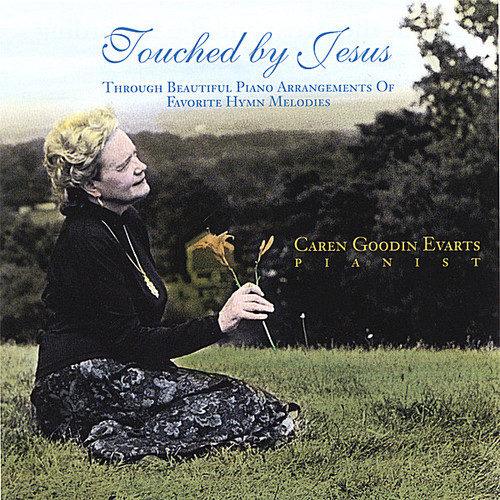 Touched By Jesus: Through Beautiful Piano Arrangem