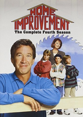 Home Improvement: The Complete Fourth Season