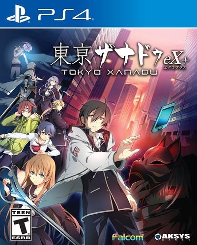 Tokyo Xanadu eX+ for PlayStation 4