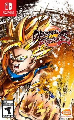 - Dragon Ball FighterZ for Nintendo Switch