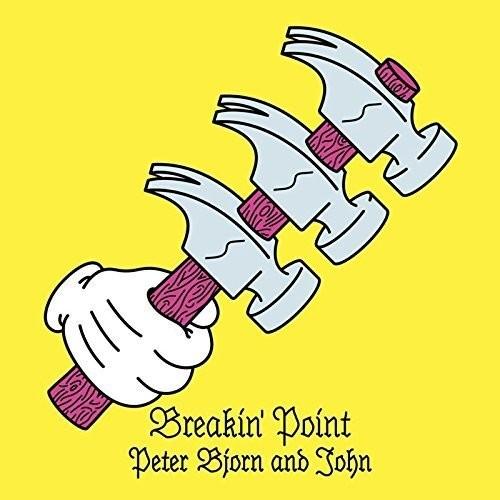 Peter Bjorn And John - Breakin' Point [Indie Exclusive Deluxe CD]