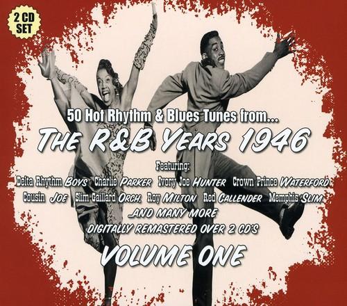 Vol. 1- R & B Years 1946 [Import]