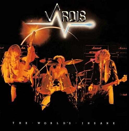 Vardis - World's Insane (Uk)