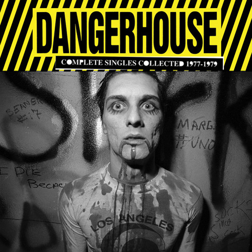 Dangerhouse Complete Singles Collected 77-79 /  Var