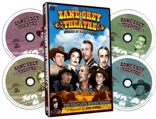 Zane Grey Theatre: The Complete Second Season
