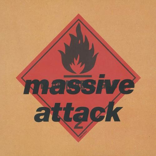 Massive Attack - Blue Lines [LP]