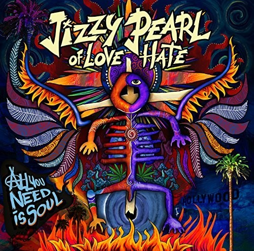 Jizzy Pearl - All You Need Is Soul (Bonus Tracks) [Import]