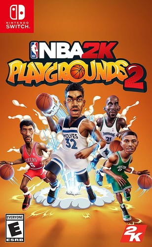 - Nba 2k Playgrounds 2
