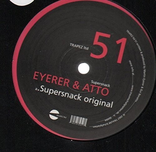 "Supersnack [12"" Single]"
