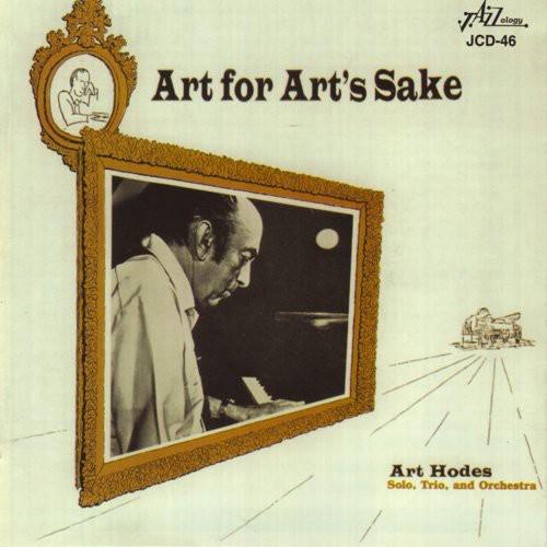 Art for Arts Sake