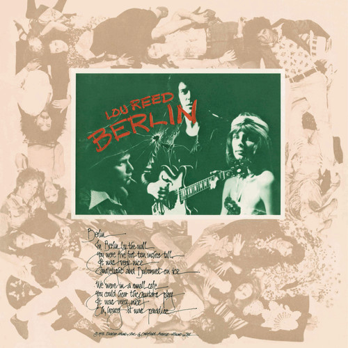 Lou Reed - Berlin [Remastered LP]