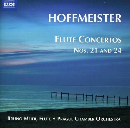 Bruno Meier - Flute Concertos 1