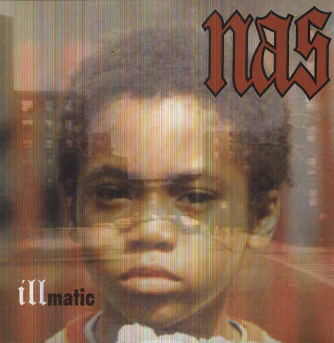 Nas - Illmatic [Import]