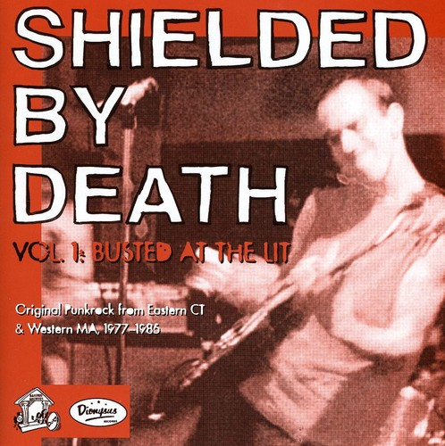 Busted At The Lit Club: Shielded By Death, Vol. 1