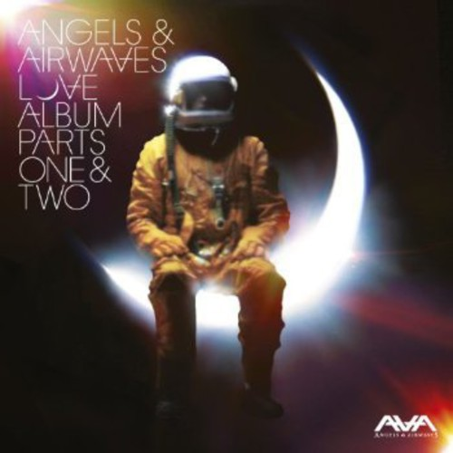 Angels & Airwaves - Love Album Parts One & Two (Uk)