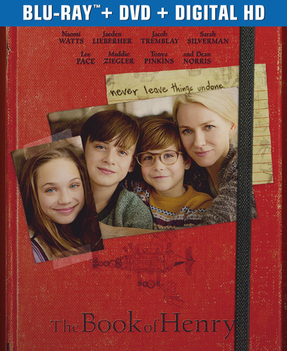 Book of Henry [UltraViolet] [Blu-ray/DVD] [2 Discs]