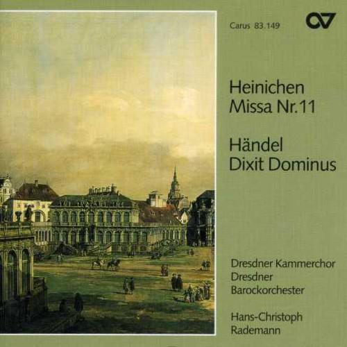 Mass 11 /  Dixit Dominus