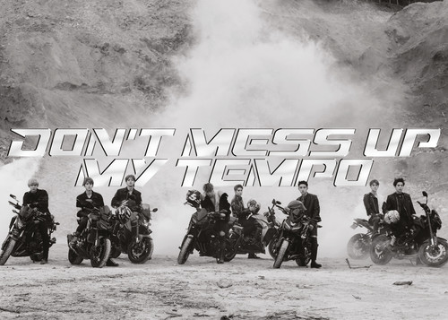Exo - EXO The 5th Album 'DON'T MESS UP MY TEMPO' (ante Ver.) [Import]