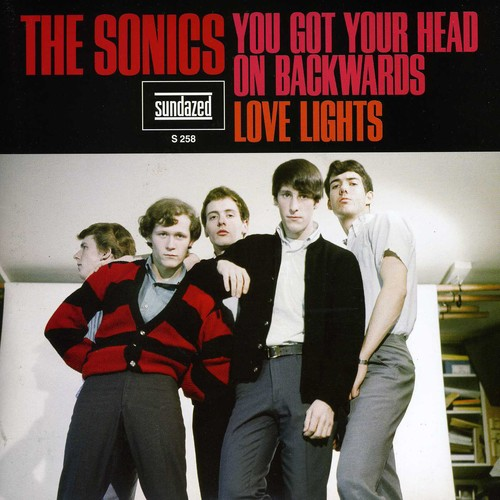 You Got Your Head On Backwards/ Love Lights