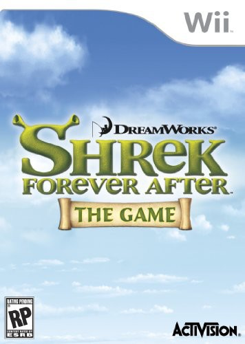 Shrek Forever After for Nintendo Wii