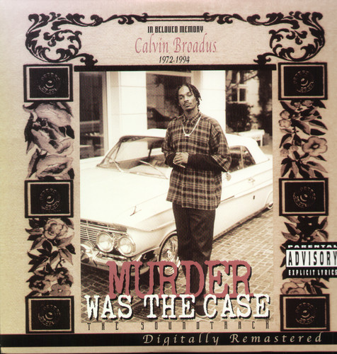 Murder Was the Case (Original Soundtrack) [Explicit Content]