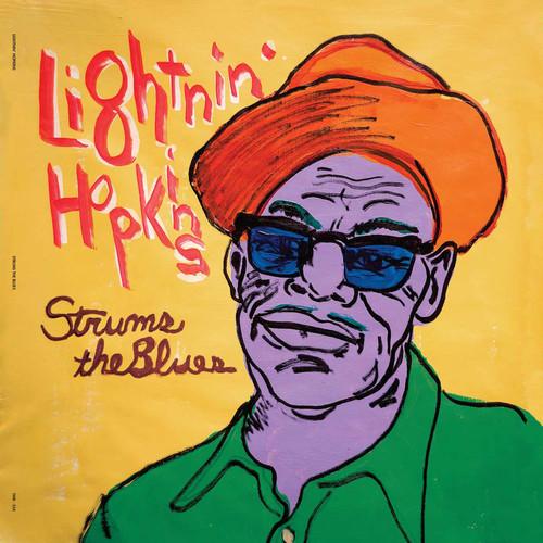 Lightnin' Hopkins - Strums The Blues [Limited Edition LP]