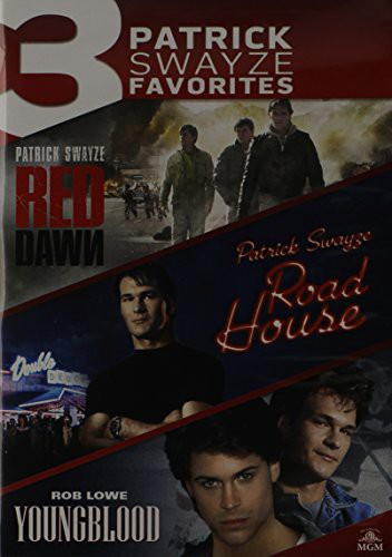Red Dawn /  Road House /  Youngblood Triple Feature