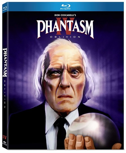 Angus Scrimm - Phantasm: Oblivion