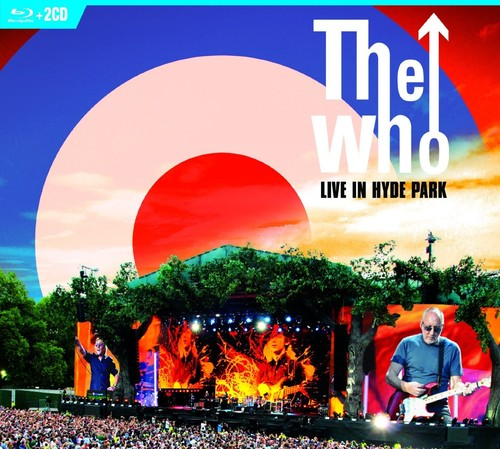 The Who - Live In Hyde Park [CD/BR]