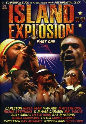 Island Explosion 06-07 1