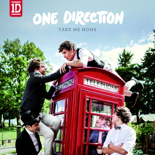 One Direction-Take Me Home
