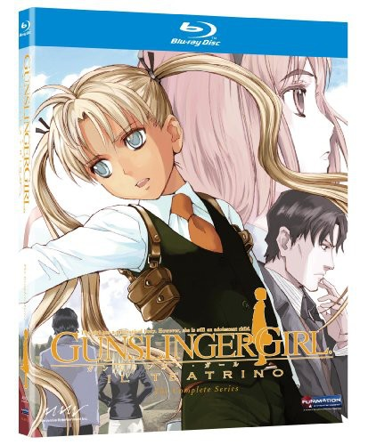 Gunslinger Girl - Season 2: II Teatrino