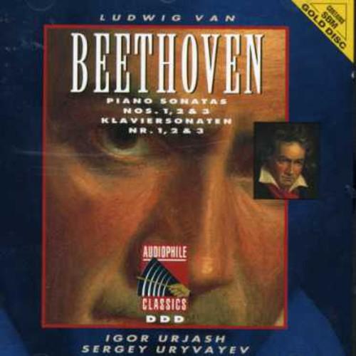 Beethoven: Pno Sonatas Nos 1 - 3